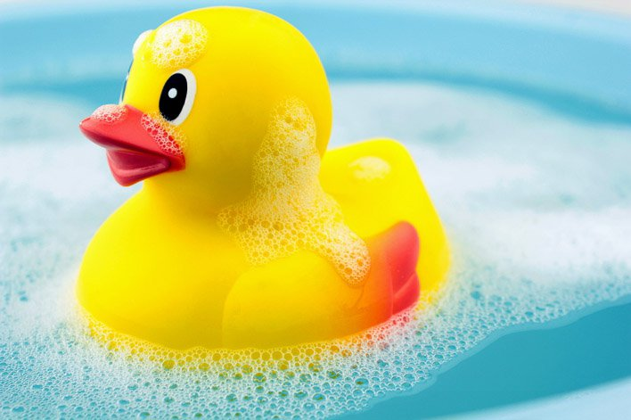 If Rubber Ducks Could Talk!